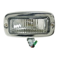 Vw Bug Type 1 64-67 Back-Up Light Assy, With Right Bracket & Boot 98-9623