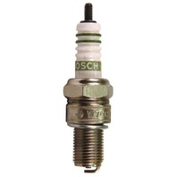 VW BUG AIR COOLED BOSCH WR7CC 14mmx3/4  SPARK PLUGS, SET OF 4,  98-9933-B