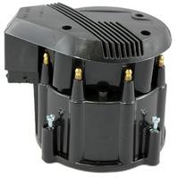 Black HEI Performance Distributor Cap & Rotor Hot V8 SBC BBC Olds Pontiac Chevy