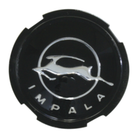 1963 Chevy Impala Horn Ring Button Emblem - 63 Chevrolet