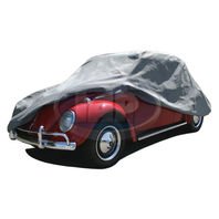 Weather Resistant 4-Layer Fitted Car Cover - Classic VW Type 1 Bug 1950-1979