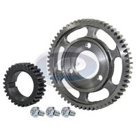 VW BUG  SAND RAIL BAJA BUGGY STRAIGHT CUT CAM GEAR SET WITH BOLTS
