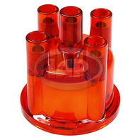 VW BUG BUGGY BUS GHIA SAND RAIL BAJA TYPE 3 009 DISTRIBUTOR CAP,RED