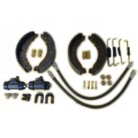 EMPI VW SUPER BEETLE 71-79, COMPLETE FRONT BRAKE SHOE REBUILD KIT, KT-1029