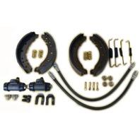 EMPI VW BUG BEETLE TYPE 1, 68-79 COMPLETE REAR BRAKE SHOE REBUILD KIT, KT-1032