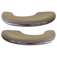 TMI VW BUG BEETLE TYPE 1  Arm rests, 58-67, Type 1 , #13 TAN, PAIR