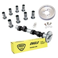 ENGLE W100 CAM KIT, WITH CAM GEAR AND LIFTERS FOR VW TYPE 1, 2, 3 1600cc BASED ENGINES