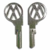 "(2) Key Blanks, Profile ""SC"", Classic Air-Cooled VW Bug 1961 - 1966"