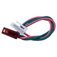 "HEI Distributor Wiring 2pc Power & Tachometer 12V 12"" Pigtail GM Chevy Cadillac"