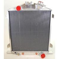 "1932 Ford ""LO-BOY"" Aluminum Radiator"