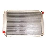 Ford Universal Stock Style Aluminum Radiator 20.25 X 17 X 2