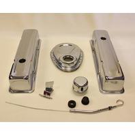 SBC CHEVY SMALL BLOCK SMALL BLOCK ENGINE DRESS UP KIT TALL 283-350