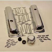 CHROME OLDSMOBILE ENGINE DRESS UP KIT 330-455