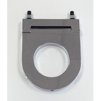 Hot Rod Chrome Aluminum 2 x 2 1/2 Inch Steering Column Drop