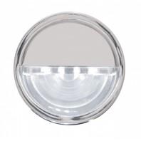 4 LED Round Universal / License Light - White LED - United Pacific