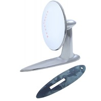 1955-57 Chevy Passenger Car Exterior Mirror, With LED, Ea