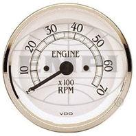 VW BUG AIR COOLED, VDO COCKPIT ROYAL TACH,7000 RPM, 3-1/8 333707