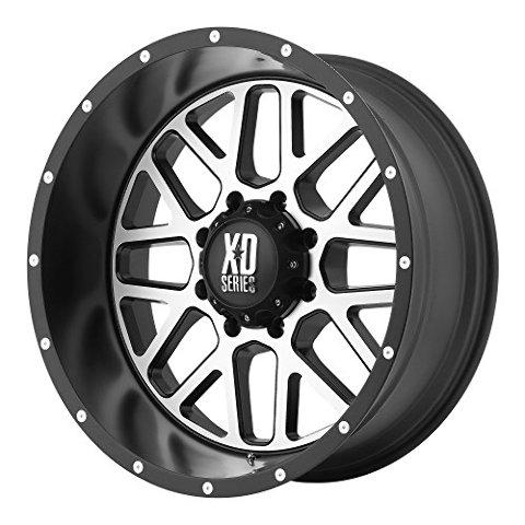 xd series by kmc wheels xd820 grenade satin black wheel with Cadillac Series 60 xd series by kmc wheels xd820 grenade satin black wheel with machined face 18x9