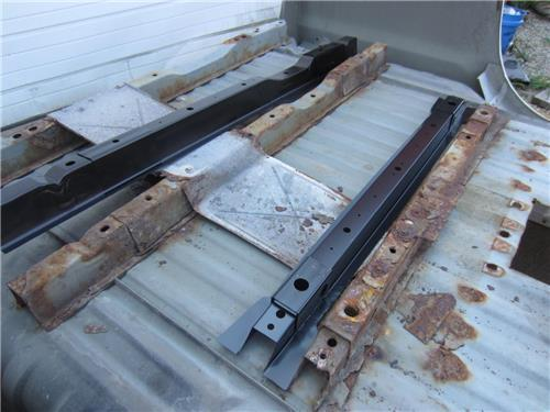 Ford F F Superduty Long Bed Truck Bed Crossmember Repair Kit on Ford F 250 Super Duty Bed