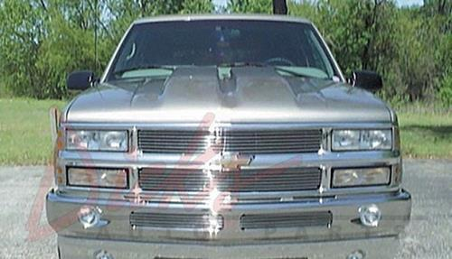Details About New 92 99 Chevy Suburban Tahoe 88 98 Chevy Ck Trucks 2 Dual Cowl Hood