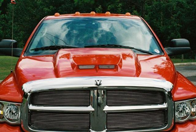 New 02 08 Dodge Ram 1500 2 Quot Ram Air Style Reflexxion Steel
