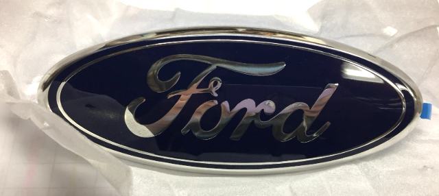 Ford Edge Rear Tailgate Hatch Decklid Oem Emblem