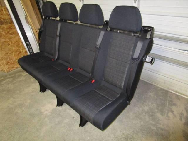 14 18 Mercedes Benz Sprinter Van 4 Passenger Black Cloth