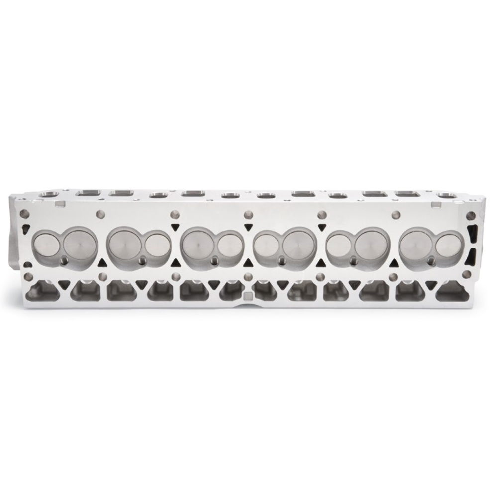 Amazing Jeep 4.0L Performer Cylinder Head By Edelbrock (50169)