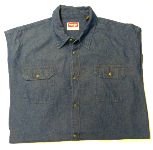 09d8dce363 Wrangler RIGGS WORKWEAR Men s Big and Tall Denim Relaxed Fit Blue NWOT  CHOOSE