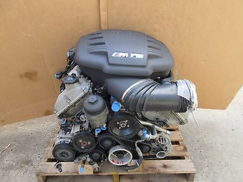 08 BMW M3 Convertible E93 E92 #1015 Complete V8 S65 Engine Motor Assembly  56k