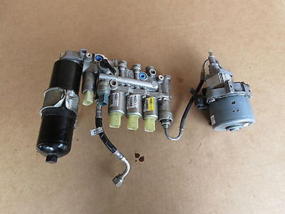 Aston Martin V8 Vantage #1002 Transmission Hydraulic Pump, Valve &  Accumulator