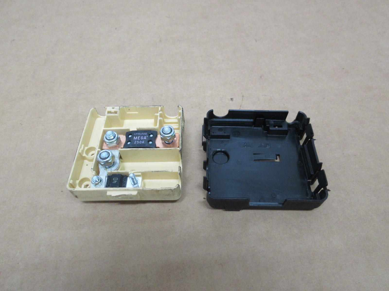 2006 Bmw Z4 M Roadster E85 1023 Trunk Battery Fuse Box Terminal 61136924389 Pk Auto Parts Inc