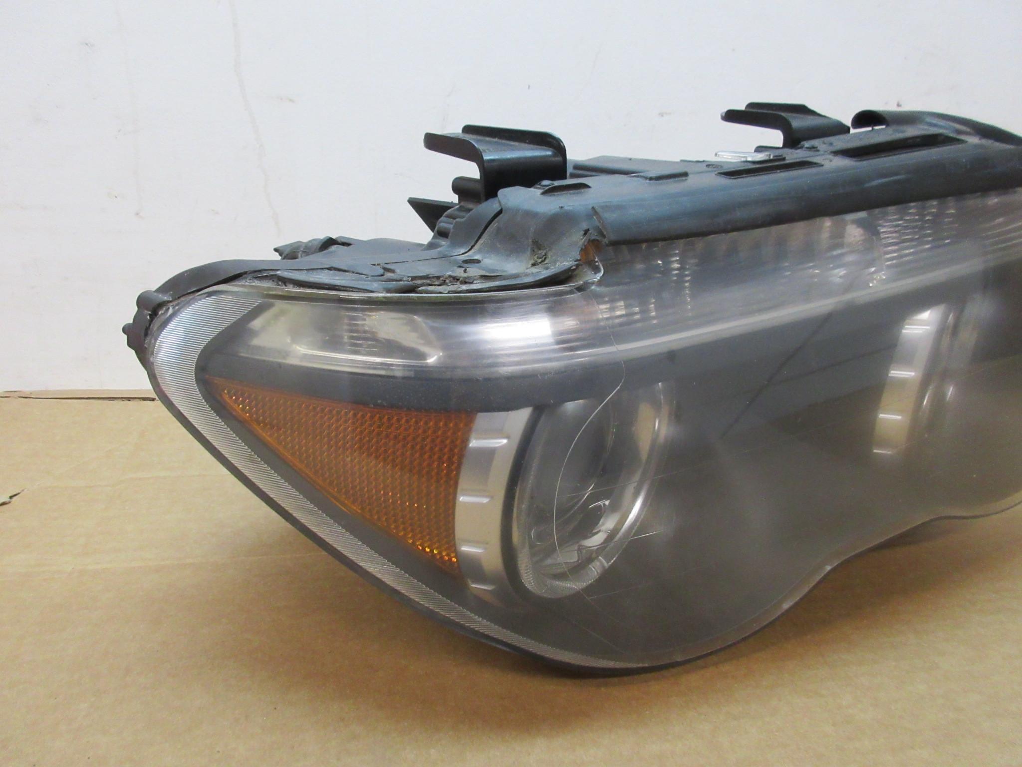 2002 bmw 745li headlights