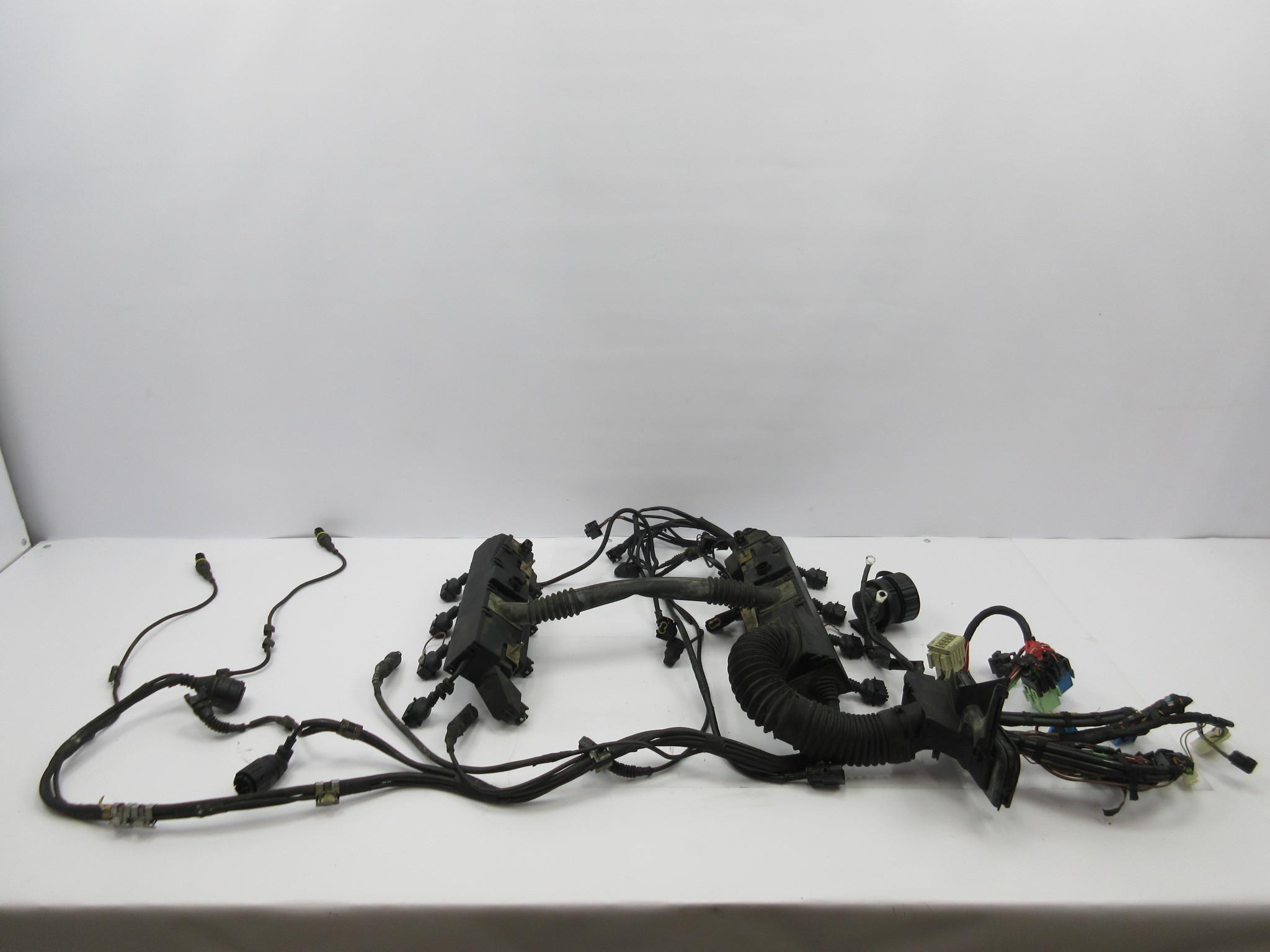 2000 Bmw 740il 740i E38 1035 Engine Motor Wire Wiring Harness M62 Uncut Pk Auto Parts Inc