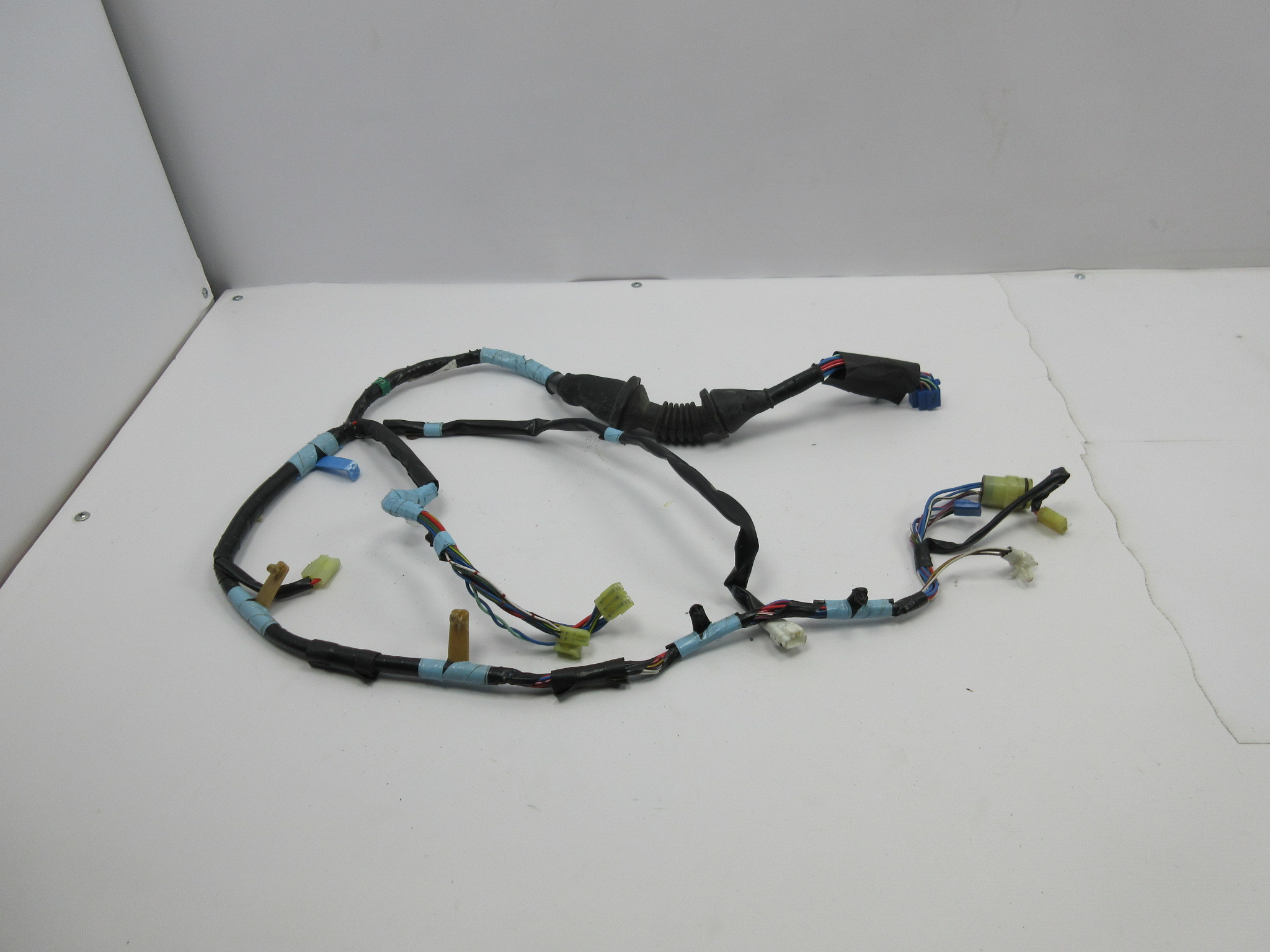 Wiring Harness Toyota Supera Electrical Diagrams Supra 1988 Mk3 1042 Right Passenger Door Wire Highlander Trailer
