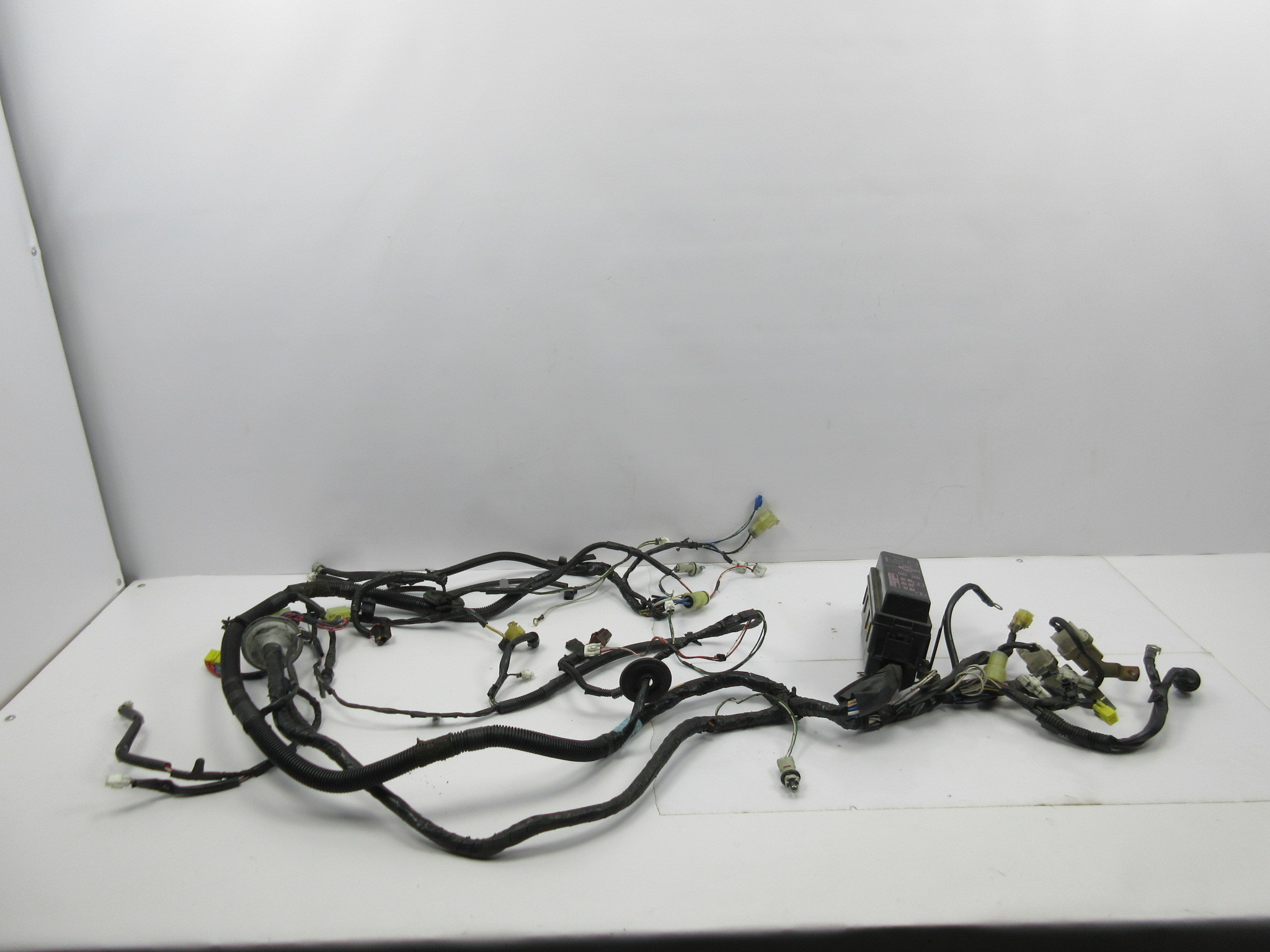[WLLP_2054]   1988 Toyota Supra MK3 #1042 Engine Bay Wire Wiring Harness Relay Box  Headlights | PK Auto Parts Inc. | 1988 Toyota Wiring Harness |  | PK Auto Parts Inc.