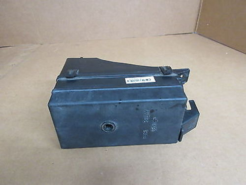 04 Chevrolet Corvette C5 Engine Bay Fuse Relay Box Block 15319658 #1010