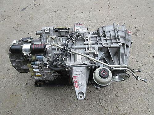 07 Aston Martin V8 Vantage Roadster 1014 Asm Sportshift Transmission Assembly Ebay