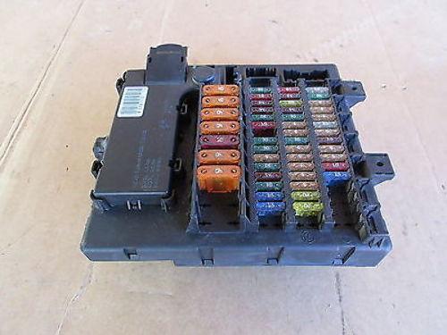 2004 Bmw Z4 Fuse Box