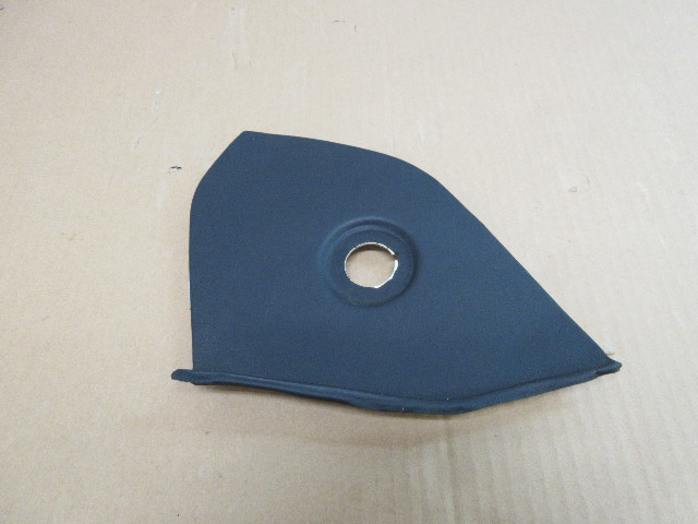 04 Lamborghini Murcielago #1025 Black Right Dashboard Side Trim Cover