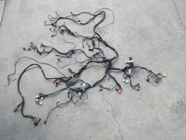 04 Lamborghini Murcielago #1025 Central Front Dash Wire Wiring Harness 61014726