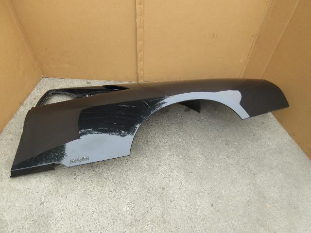 04 Lamborghini Murcielago #1025 Left Rear Quarter Panel Fender OEM Carbon