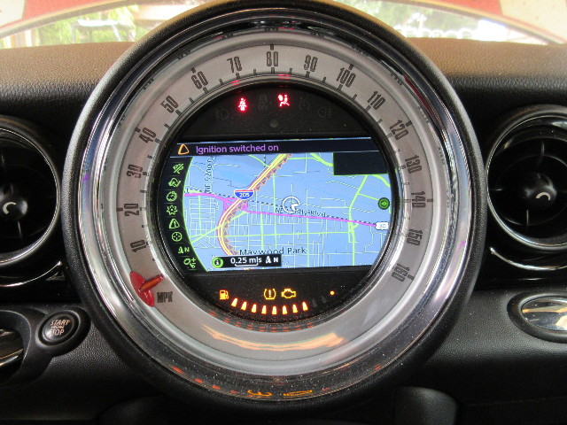 2012 mini cooper s r56 1027 speedometer cluster. Black Bedroom Furniture Sets. Home Design Ideas