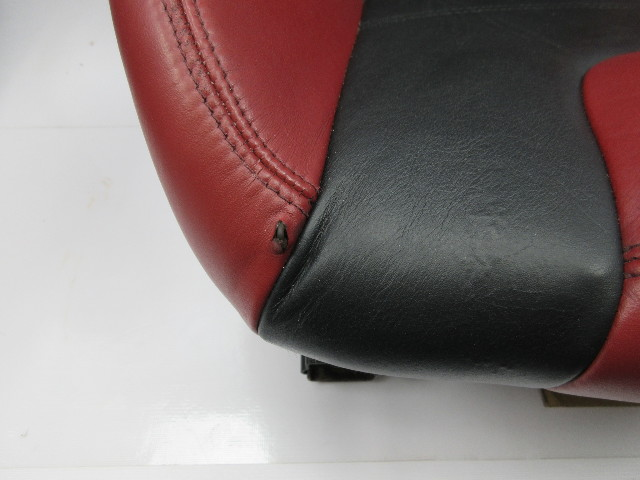 bmw z3 office chair seat. 1998 BMW Z3 M Roadster E36 #1037 Black / Red Power Leather Heated Sport Seats Bmw Office Chair Seat
