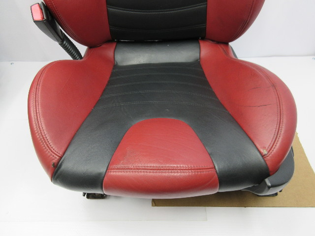 bmw z3 office chair seat. 1998 BMW Z3 M Roadster E36 #1037 Black / Red Power Leather Heated Sport Seats Bmw Office Chair Seat H