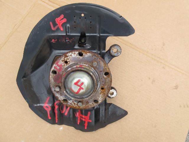 2003 BMW M3 E46 #1039 Left Driver Side Hub Knuckle Spindle