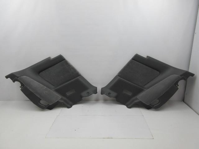 1986-1992 Toyota Supra MK3 #1042 Grey Rear Interior Quarter Panel Pair