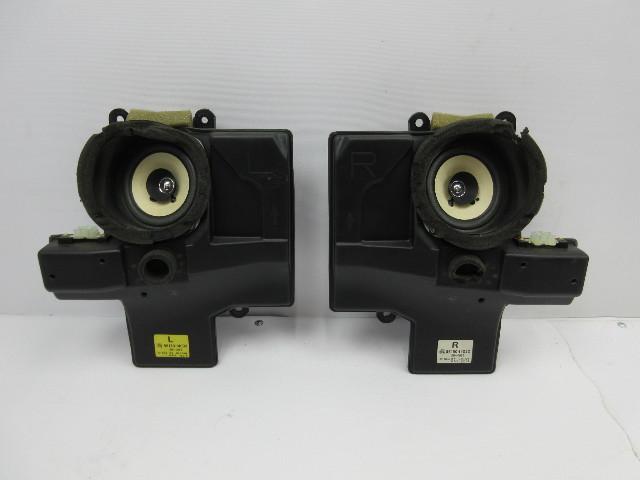 1986-1992 Toyota Supra MK3 #1042 Front Left Right Door Speakers Pair OEM