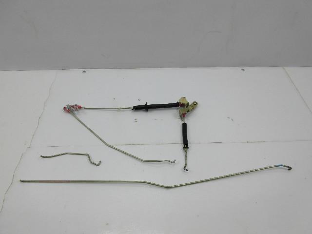 1986-1992 Toyota Supra MK3 #1042 Left Driver Door Latch Handle Rod Set