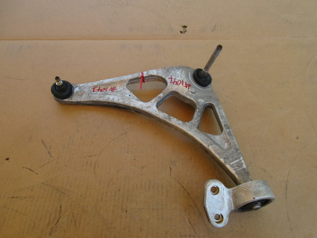 01-06 BMW M3 E46 #1047 Left Side Front Lower Control A Arm OEM 31122229453